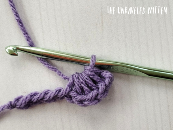 star stitch tutorial | the unraveled mitten