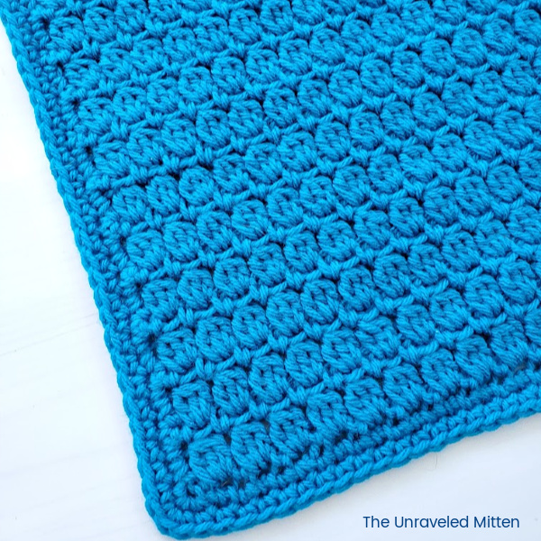 Learn to crochet the cluster stitch with The Unraveled Mitten! | Free crochet pattern