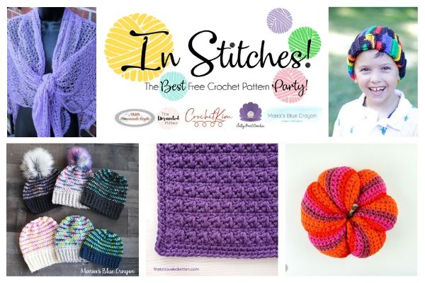 In Stitches #44 | Free Crochet Pattern | The Unraveled Mitten
