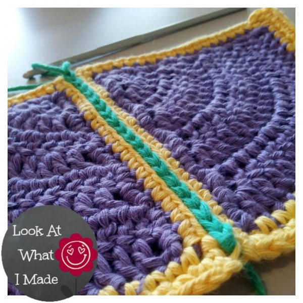 Zipper Join for Granny Squares