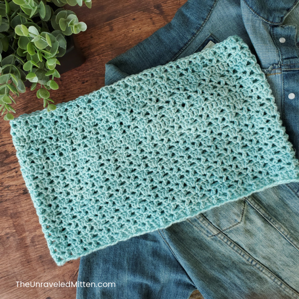 Ashland Cowl Crochet Pattern