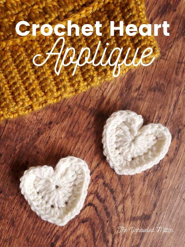 Easy Crochet Heart Pattern
