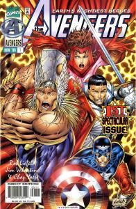 Avengers V2 #1 - Page 1