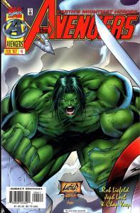 Avengers V2 #4 - Page 1