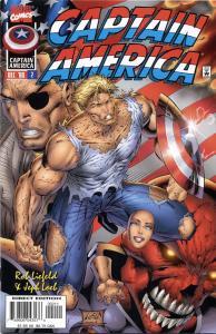 Captain America V2 #2 - Page 1