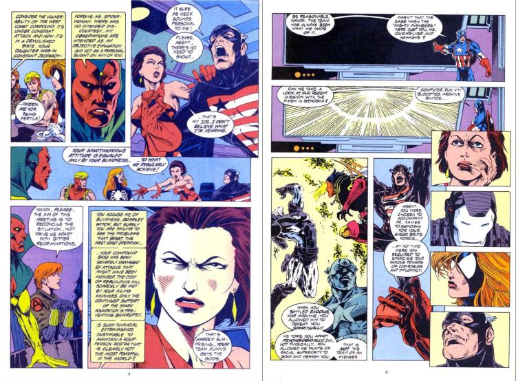 WestCoastAvengers #102 - Page 5