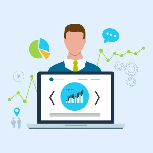 Expert of search engine optimization and business development. Analytics information and management resources, growth charts and graphs