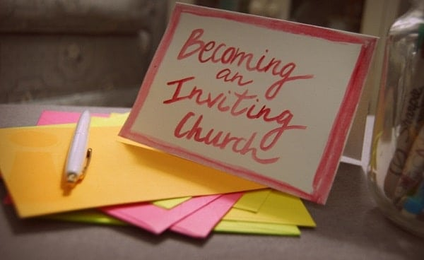 church-inviting-guests