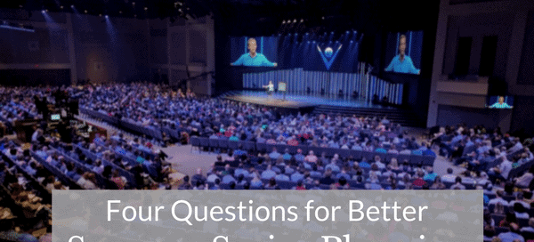 sermon series planning