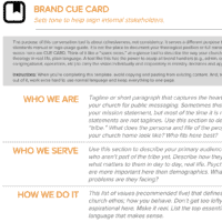 Brand Language Cue Card - PlainJoe Studios