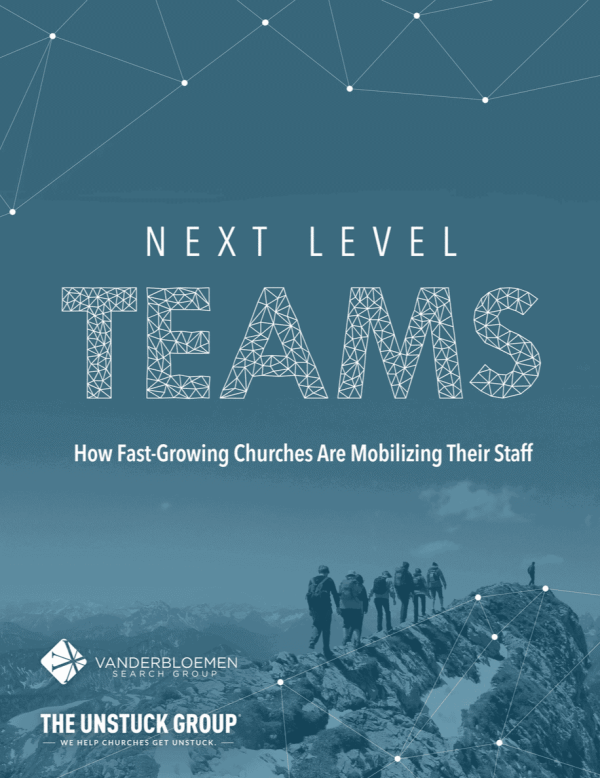 church staffing resource