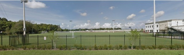 Googles Maps View of Waters Soccer Complex in September of 2015
