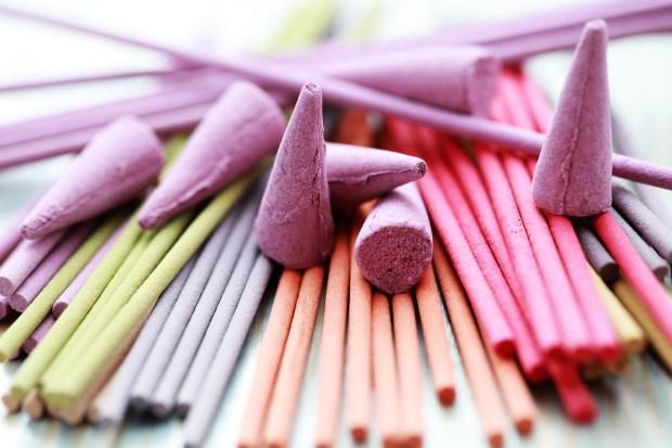 Blank Incense Cones & Sticks
