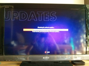 OUYA Software update