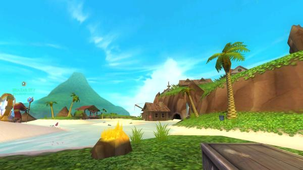 Swashbuckler Pirate101 Skull Island Crew - Year of Clean Water