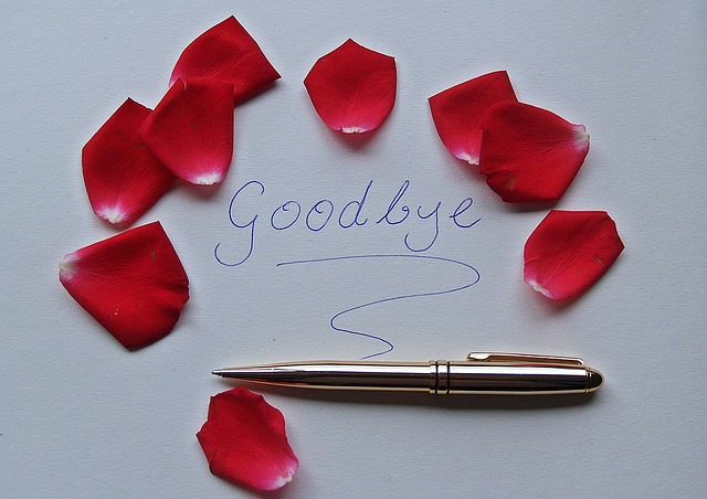 how to handle rejection in a romantic relationship the unvisited heartbreak love goodbye