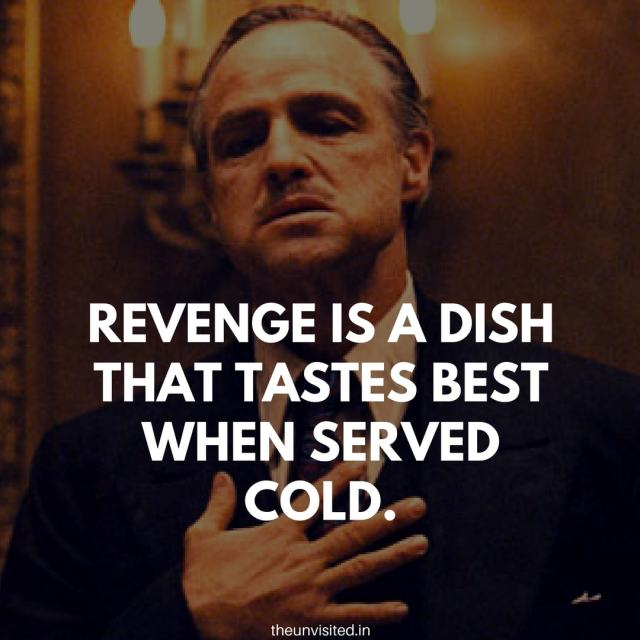 godfather quotes the unvisited movie hollywood Don Vito Corleone 13