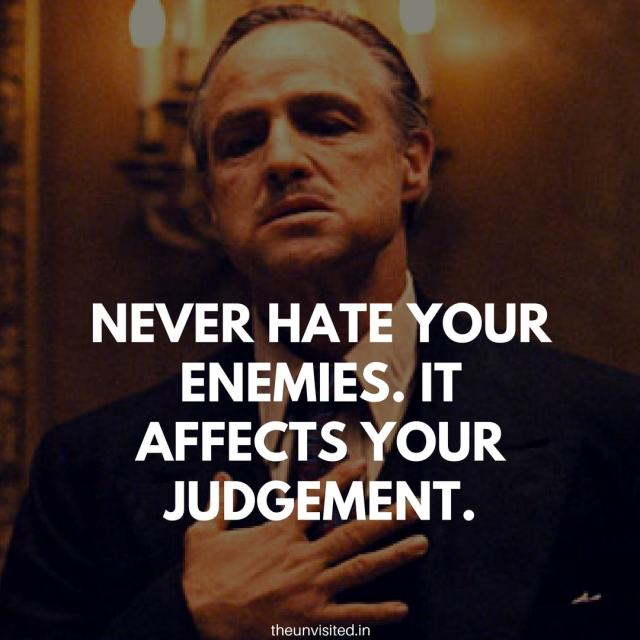 godfather quotes the unvisited movie hollywood Don Vito Corleone 2