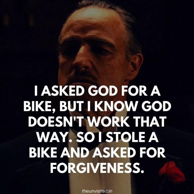 Italian vito corleone quotes The Godfather,