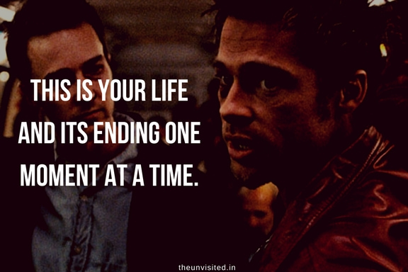 the unvisited fight club quotes brad pitt 2