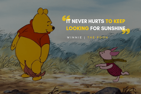 20 Fine Life Quotes By Winnie-The Pooh To Cheer You Up Today ...