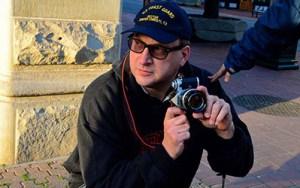 Photo of Robert Jones by Filomena Rosati.