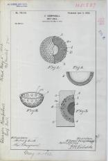 E. Kempshall's Golf Ball https://catalog.archives.gov/id/6920297