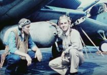 Ensign Henry R. Kenyon Jr. and ARM 2nd Class Darwin L. Clarke