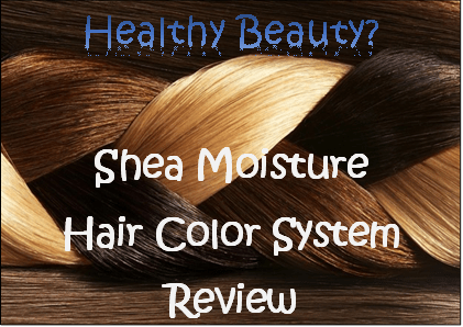 Hair Color review