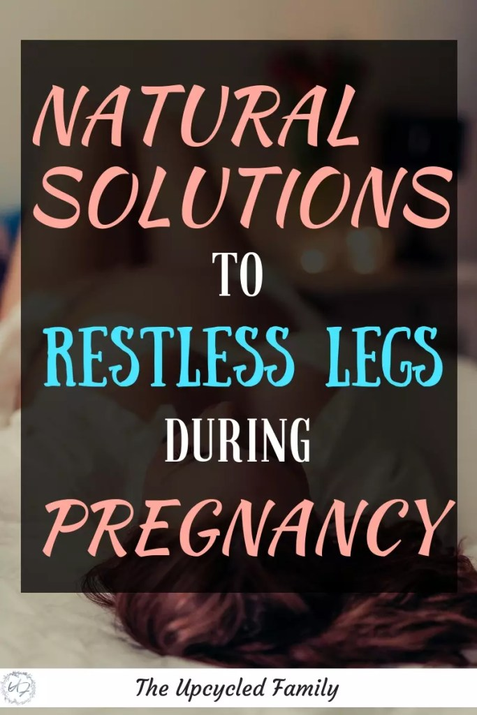 Pregnancy restless leg relief. Easy home remedies to find relief from that oh so problematic pregnancy restless leg syndrome. #pregnancy #restlesslegsyndrome #pregnancylegsyndrome #pregnancyrestlesslegsnight #pregnancyrestlesslegremedies #pregnancyrestlesslegshomeremedies