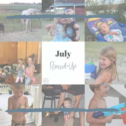 July round-up