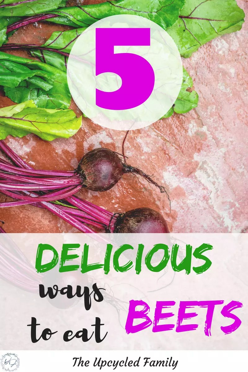delicious ways to eat beets