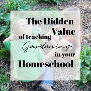 the hidden value of teaching kids to garden