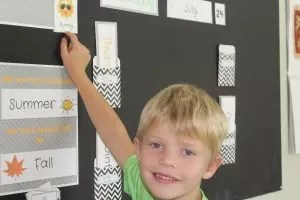 homeschool learning calendar