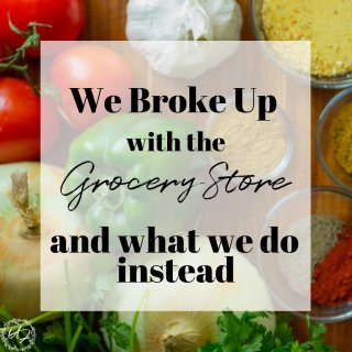 grocery store alternatives