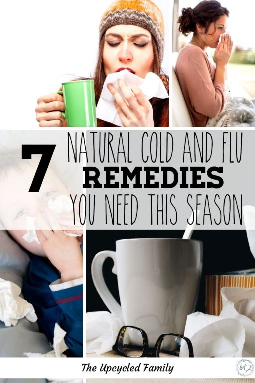 natural cold and flu remedies you need this season