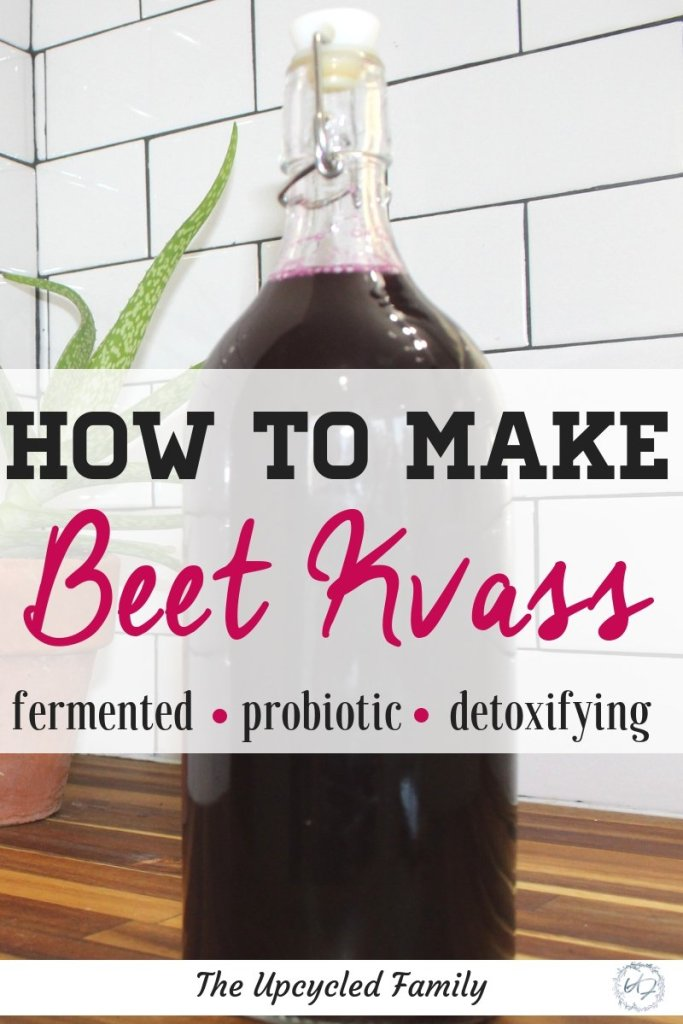 What is beet kvass? A super simple ancient Russian drink, that might quite possibly be the healthiest drink in the world. The benefits of this drink are well worth it in this simple 3 ingredient recipe (without whey).