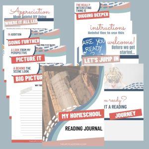 My Homeschool Reading Journal