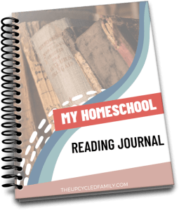 homeschool reading journal