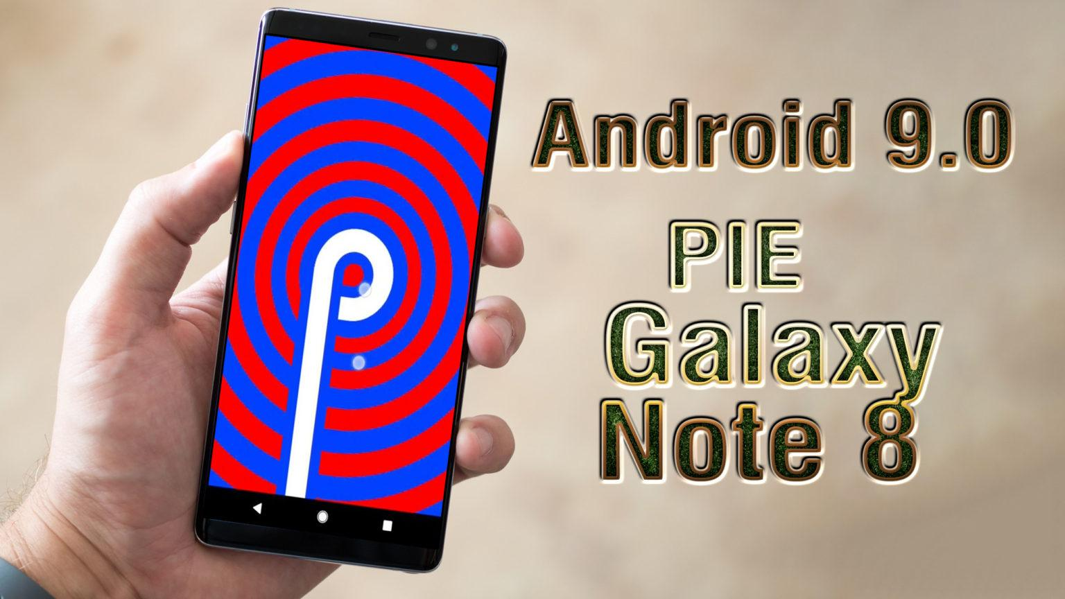 Samsung galaxy note 9 is no longer the latest galaxy note device in the market now that it has been succeeded by note 10 and note 10 plus handsets, but it's still right in the mix for security and os updates alike. Install Android 9.0 Pie on Galaxy Note 8 (LineageOS 16 ...