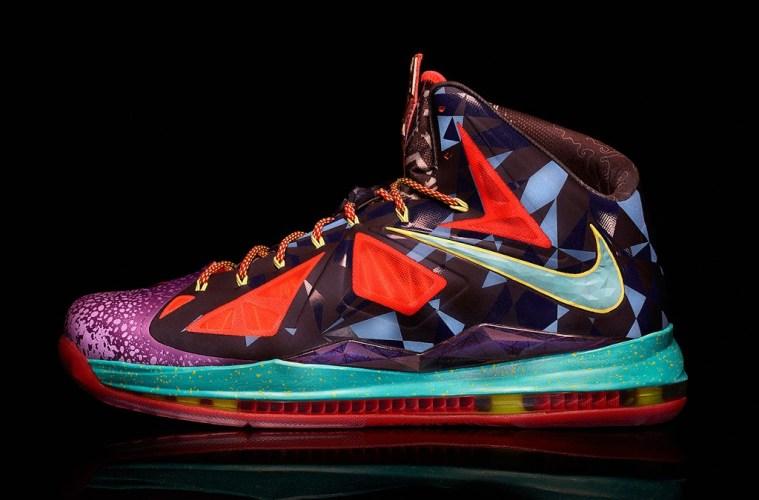 promo code 31c66 4e057 Nike Lebron X MVP Edition – The Upper Echelon