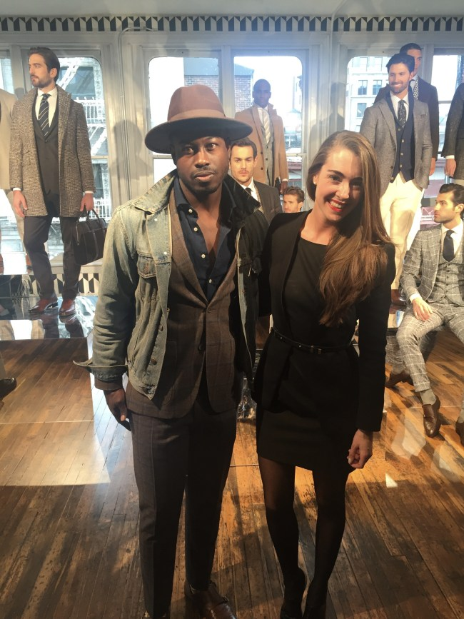 Justin Great Suit Supply New York Mens Fashion Week 2016 NYFWM 2