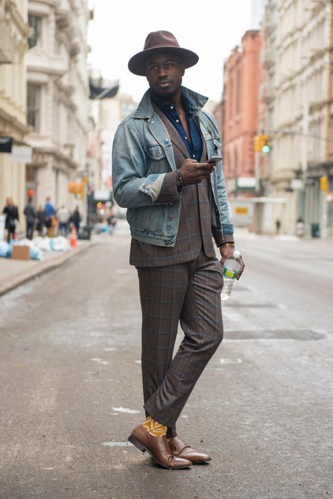 NYFWM Justin Great New York Times Fashion Week 2016