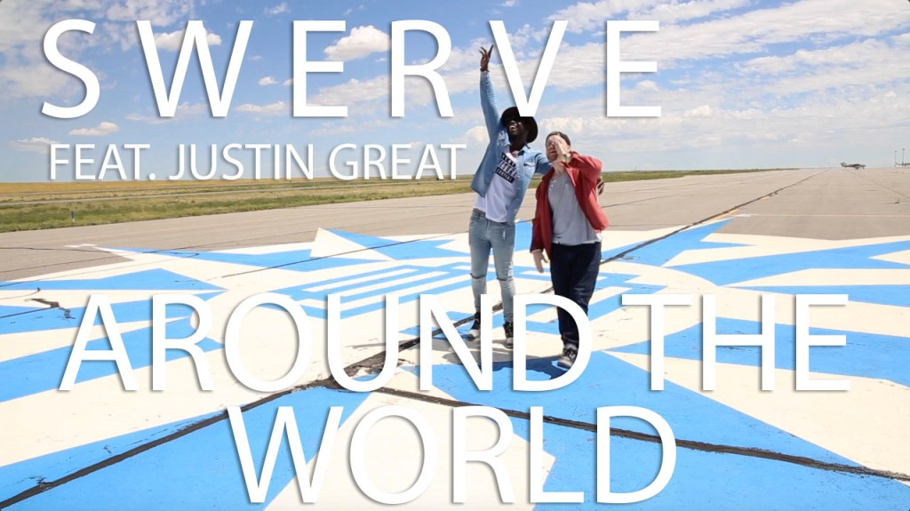 Layne Swerve Justin Great Around the World photo