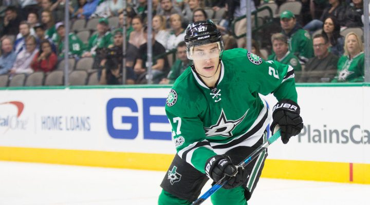 Adam Cracknell says goodbye to the Stars, excited for opportunity with Rangers
