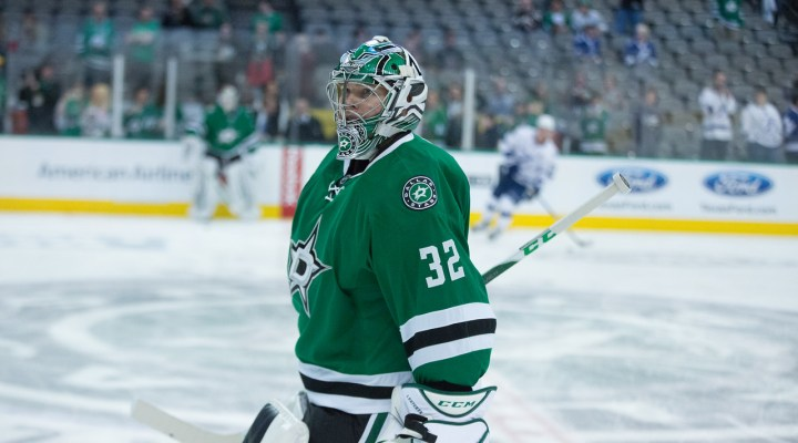 Kari Lehtonen isn't acting like a back-up, and it's a luxury for the Dallas Stars