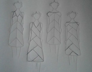 denim sketch
