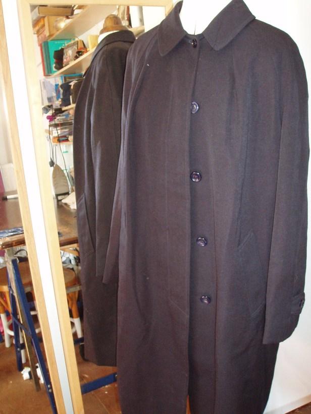 Danco Coat before