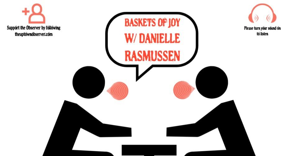 rasmussen; baskets of joy; kenosha