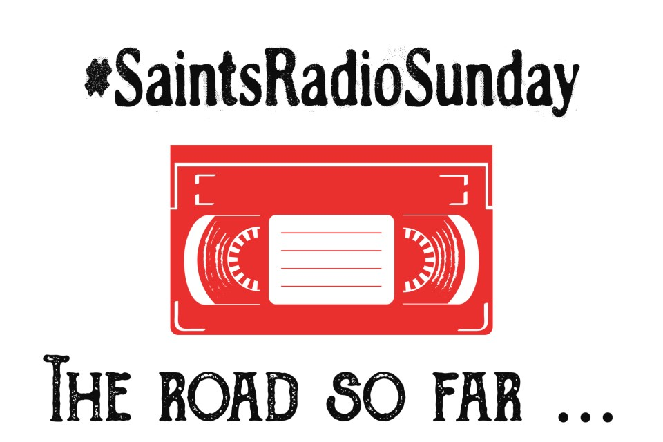 mix; saints radio; #saintsradiosunday